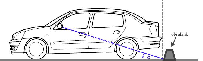 automobil-jak-odhadnout-vzdalenost-obrubniku-steny-prekazky-vzadu-za-automobilem