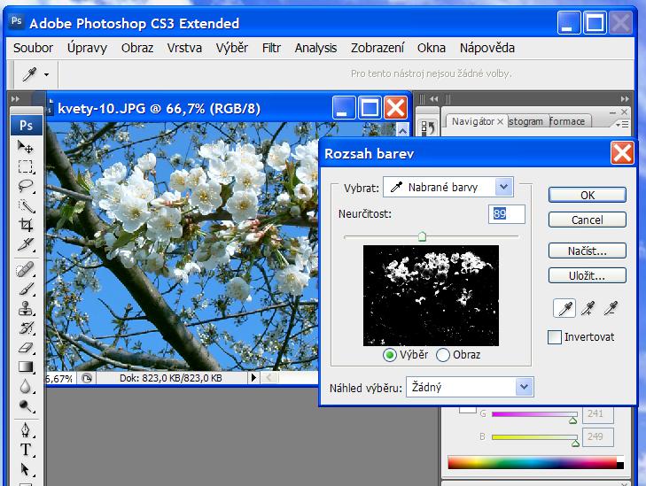 photoshop-vyber-podle-barvy