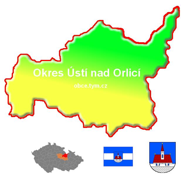 Msto Jablonn nad Orlic: Tituln strnka